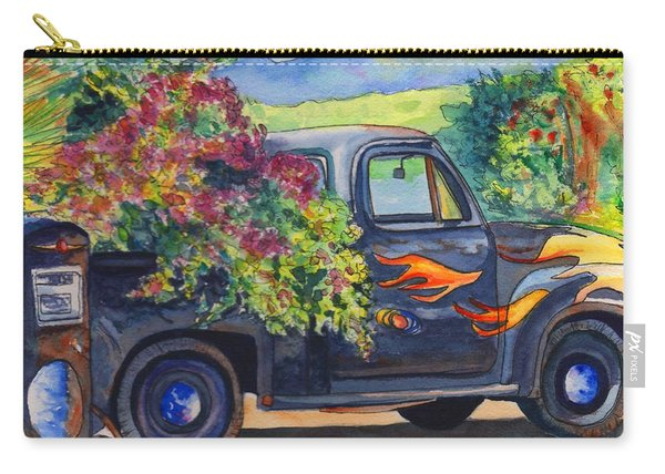 Hanapepe Truck Carry-all Pouch