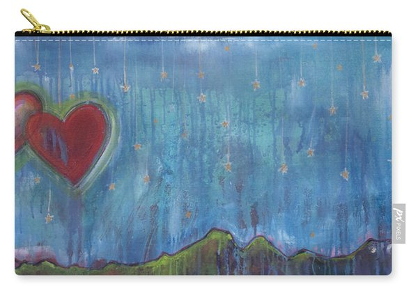 Hang Among The Stars Carry-all Pouch