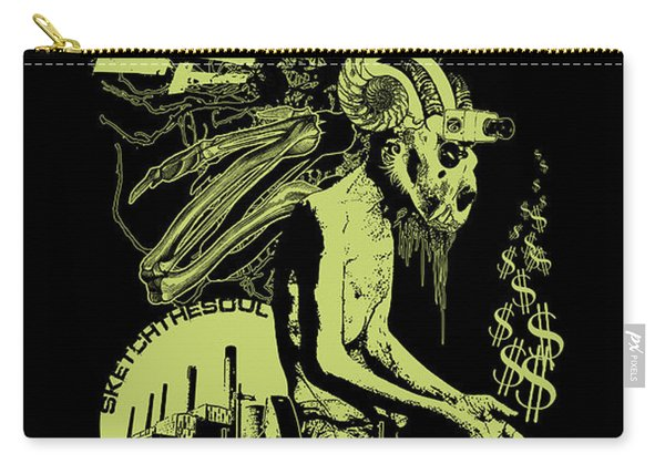 Harboring This Plague Carry-all Pouch