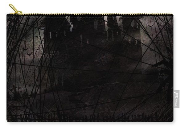 Haunted Carry-all Pouch
