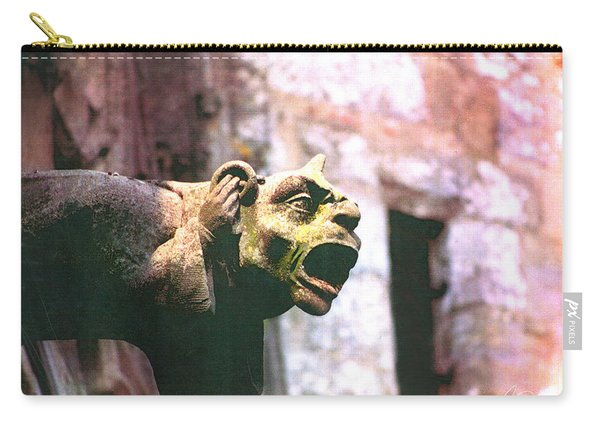 Hear No Evil Carry-all Pouch