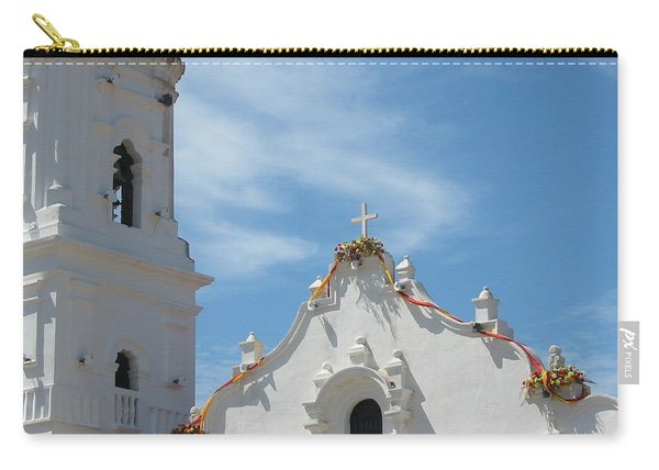Heavenly Roofline Carry-all Pouch