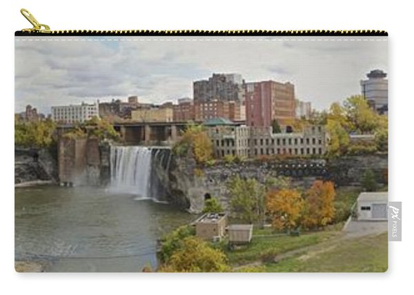 High Falls Panorama Carry-all Pouch