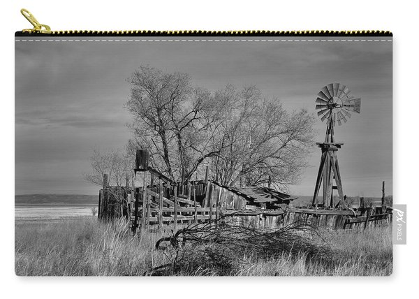 High Plains Wind Carry-all Pouch