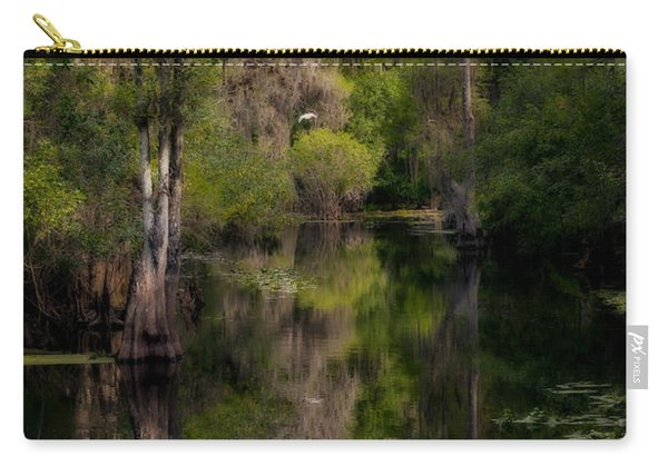 Hillsborough River In March Carry-all Pouch