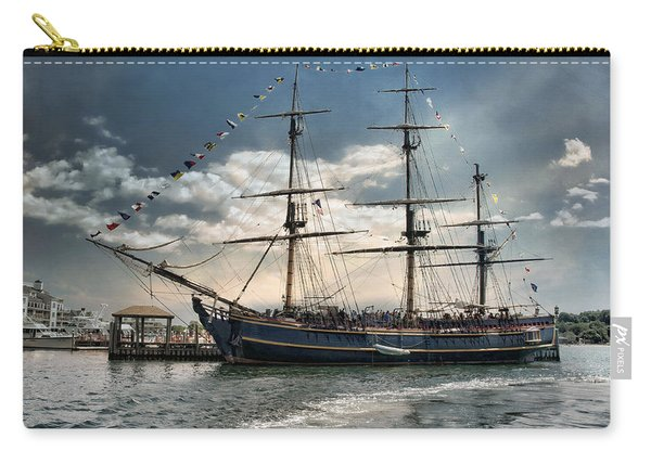 Hms Bounty Newport Carry-all Pouch