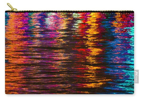 Holiday Reflections Carry-all Pouch