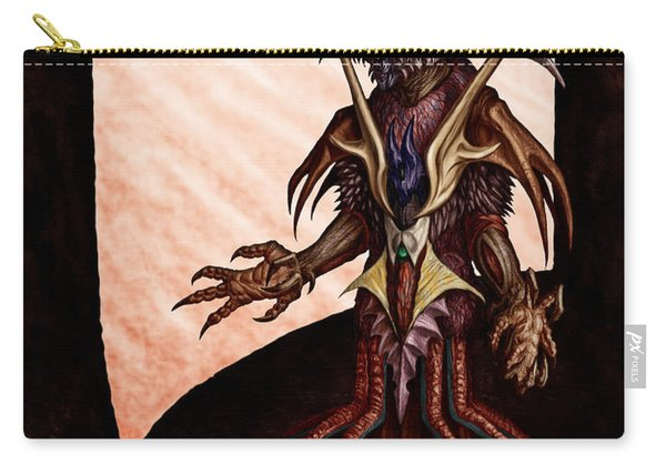 Hornedhead Carry-all Pouch