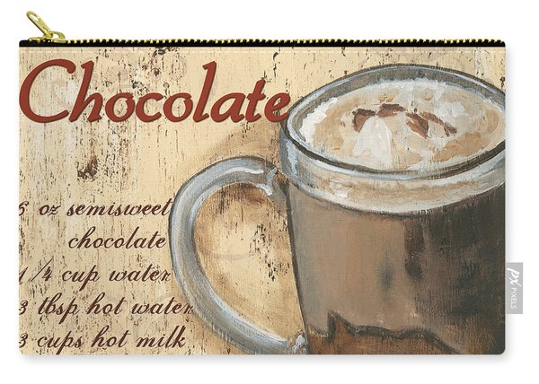 Hot Chocolate Carry-all Pouch