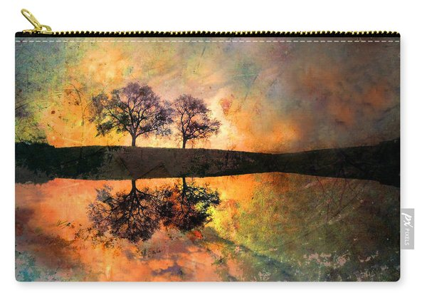 How Trees Reinvent The Morning Carry-all Pouch
