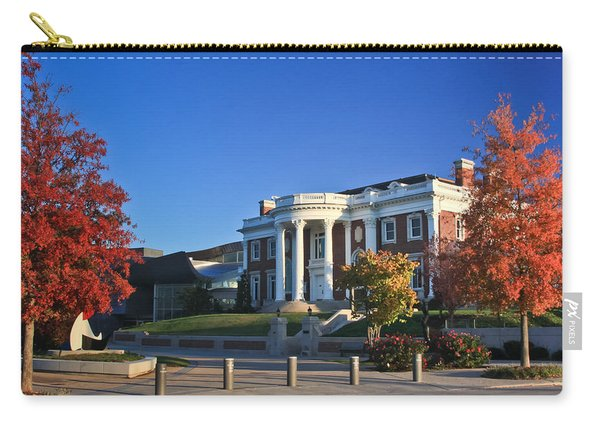Hunter Museum In Autumn Carry-all Pouch
