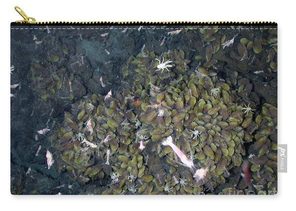 Hydrothermal Vent Community Carry-all Pouch