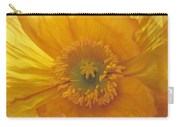 Iceland Poppy 4 Carry-all Pouch