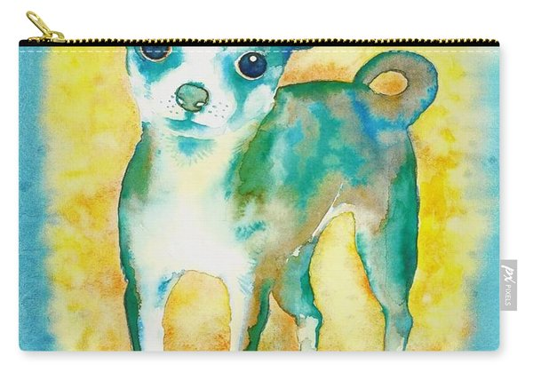 Ilio Chihuahua Carry-all Pouch