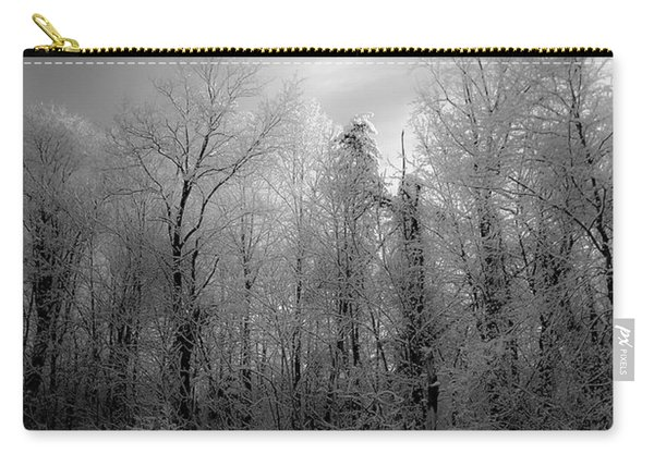 Impressionist Snow Carry-all Pouch