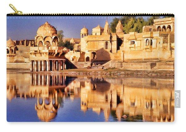 Jaisalmer Rajasthan Carry-all Pouch