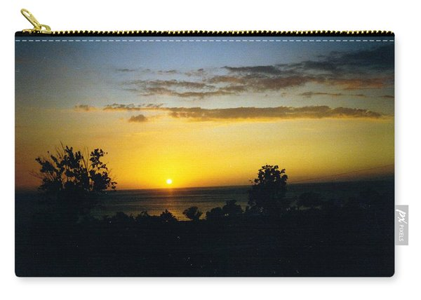 Jamaica Sunset Carry-all Pouch