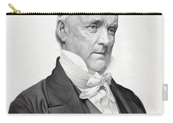James Buchanan - President Of The United States Carry-all Pouch