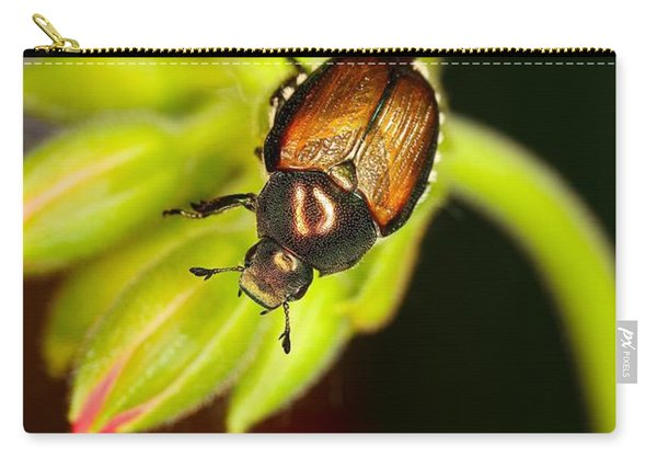 Japanese Beetle Carry-all Pouch