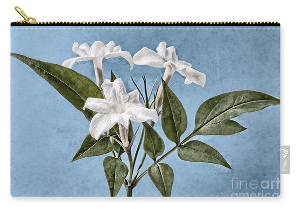 Jasminum Officinale Carry-all Pouch