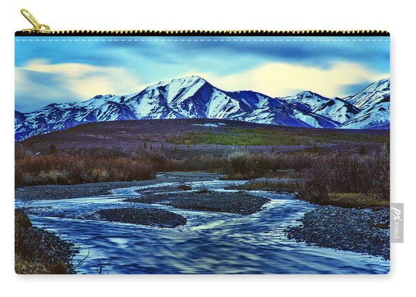 Jenny Creek Dawn Carry-all Pouch
