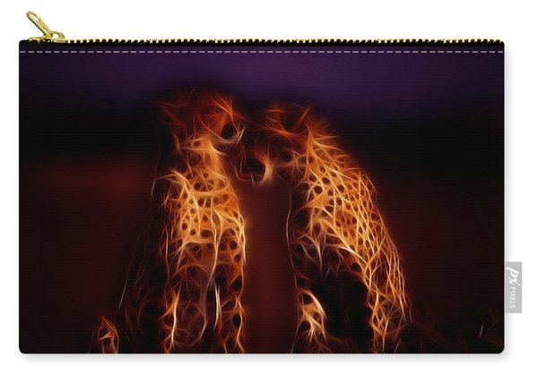 Jungle Love Carry-all Pouch