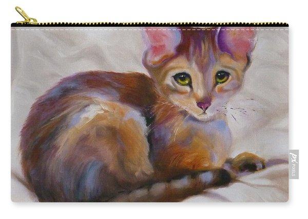 Kitten Princess Carry-all Pouch