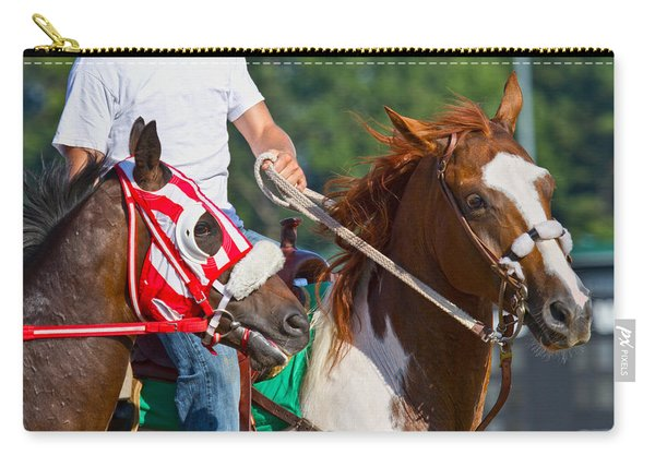 Leading The Way Carry-all Pouch