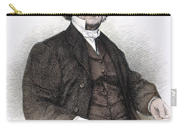 Lewis Tappan (1788-1873) Carry-all Pouch