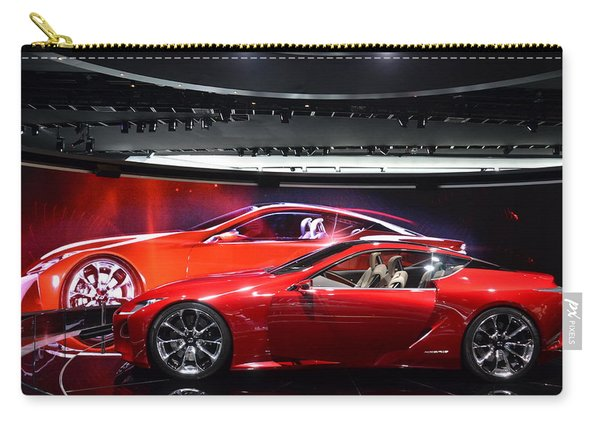 Lexus Lf-lc Carry-all Pouch
