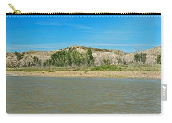 Little Missouri Bad Lands Carry-all Pouch