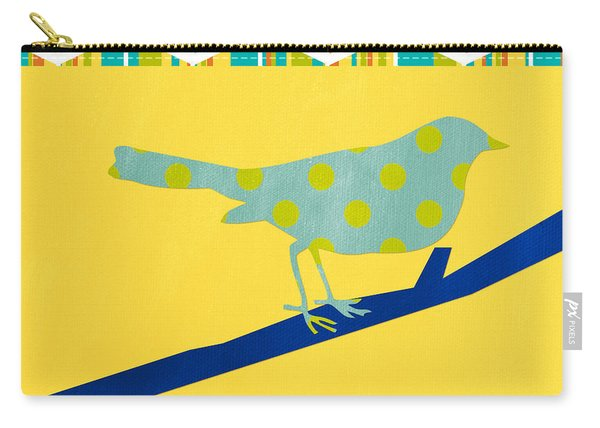 Little Song Bird Carry-all Pouch