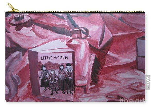 Little Women Carry-all Pouch