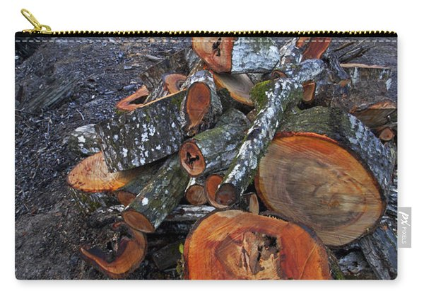 Logged Red Mangrove Rhizophora Mangle  Carry-all Pouch