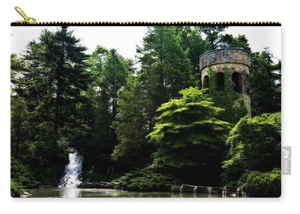 Longwood Garden Castle Carry-all Pouch