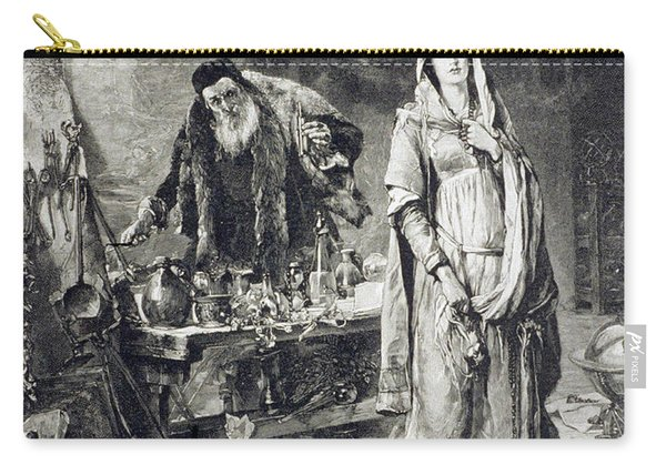 Love Potion, 1894 Carry-all Pouch