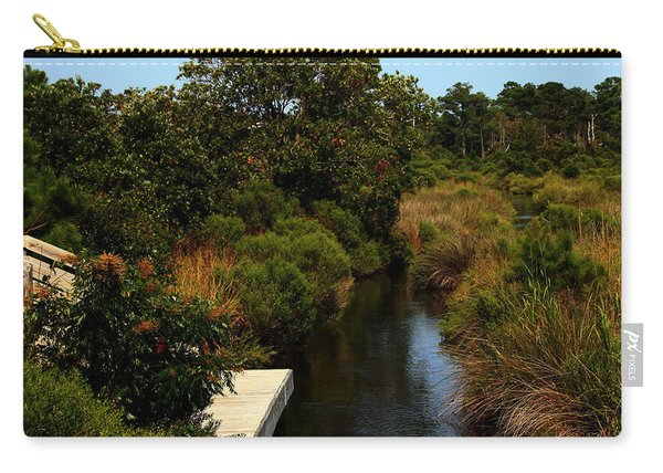 Manns Harbor Marsh Carry-all Pouch