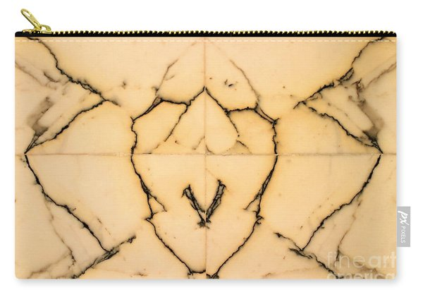 Marble Face Carry-all Pouch