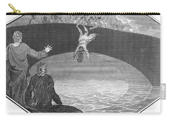 Martyrdom Of Calepodius Carry-all Pouch