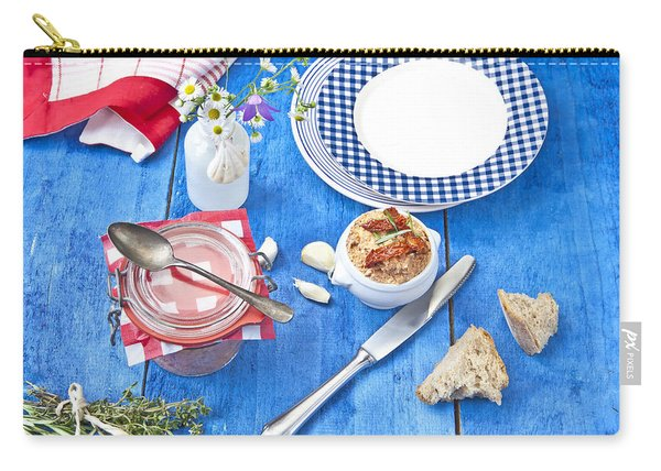 Mediterranean Spreads Carry-all Pouch