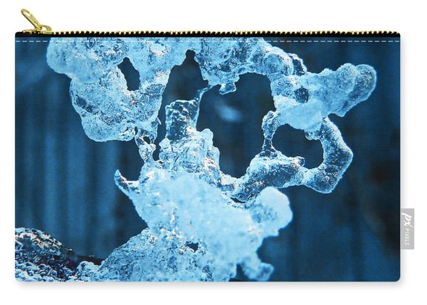 Meet The Ice Sculpture Carry-all Pouch