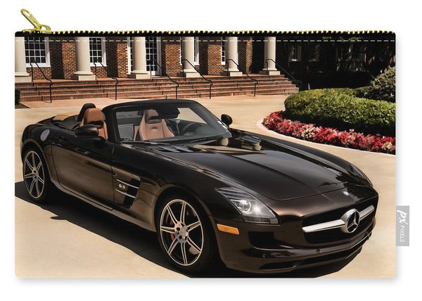 Mercedes Benz Sls  Carry-all Pouch