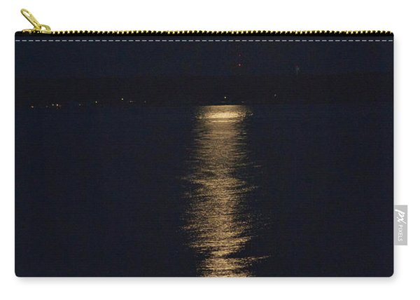 Moon Over Seneca Lake Carry-all Pouch