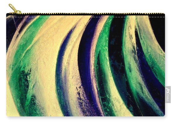 Moonlight In Water Fall Carry-all Pouch