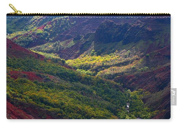 Morning Waimea Canyon Carry-all Pouch