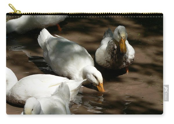 Muddy Ducks Carry-all Pouch