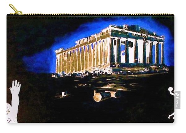 Mural - Night Carry-all Pouch