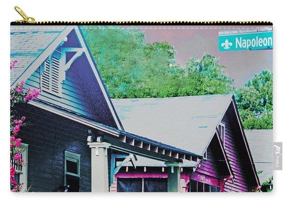 Napoleon Street Beauregard Baton Rouge Carry-all Pouch