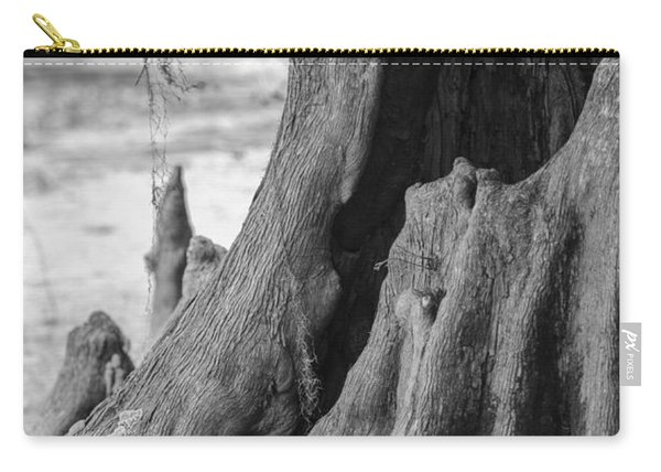 Natural Cypress Carry-all Pouch