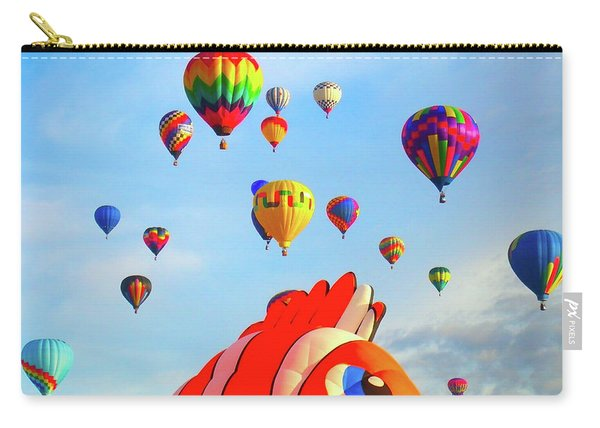 Nemo Blowing Bubbles Carry-all Pouch